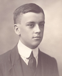 Photo of Private Roland Alaric Pryce Jackson